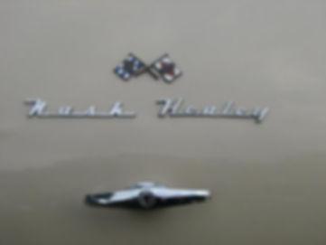Nash-Healey Roadster | Majors Motors