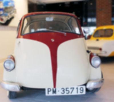 ISO Isetta Coupe | Majors Motors