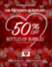 M Lounge | Orlando, FL | Valentine's Special