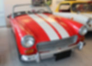 Austin-Healey Mark III Sprite | Majors Motors