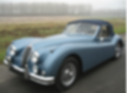 Jaguar XK140 OTS | Majors Motors