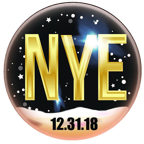 NYE Party Ticket at the M Bar