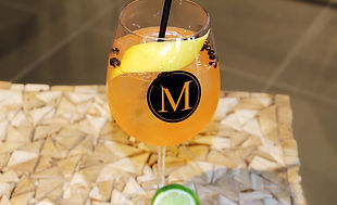 M Bar Cocktail