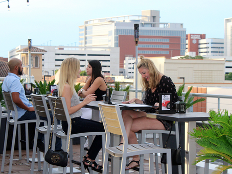 New Hours on the Rooftop!