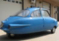 Fuldamobil S-7 King   Majors Motors