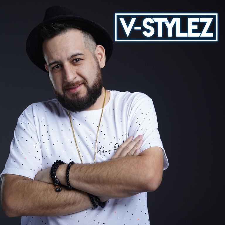 DJ Vstylez - First Floor
