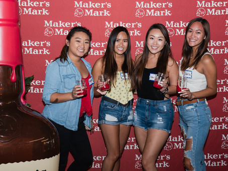 Maker's Wanted Happy Hour
