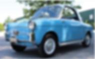 Autobianchi Bianchina Coupe | Majors Motors