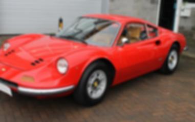 Ferrari Dino 246GT | Majors Motors