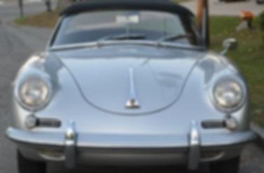 Porshe 356B | Majors Motors