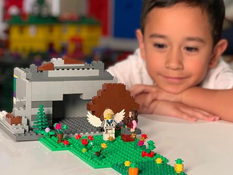 Easter Lego Challenge!