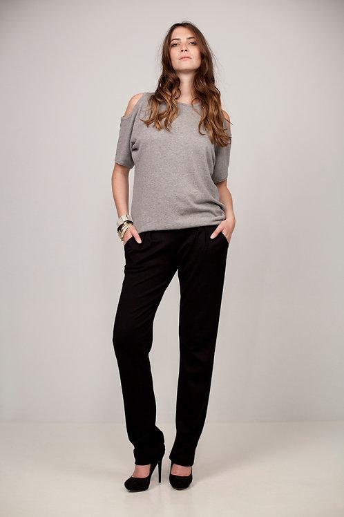 Pantalon noir Laurie Anne Fritz