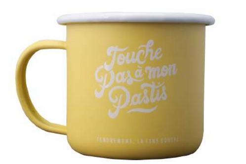 Mug Touche pas à mon pastis