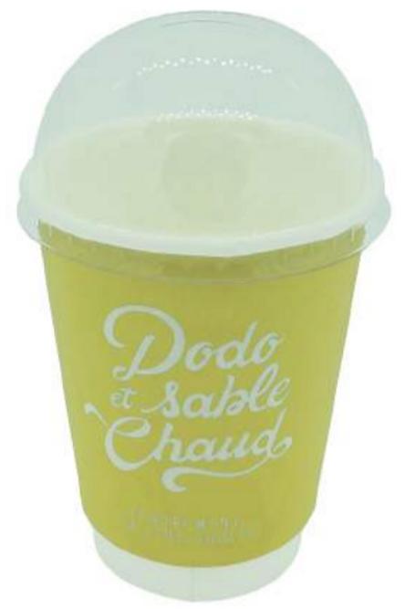Bougie Dodo & Sable chaud