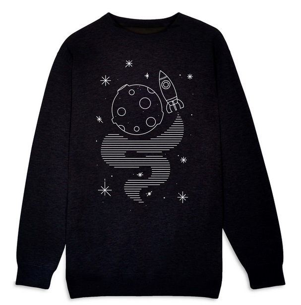 Sweat Astronaute