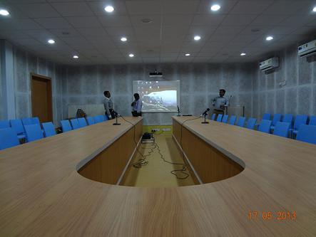 Burdwan University, Rammohan Kaksha