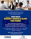 Curso de Atención y Servicio al Cliente.