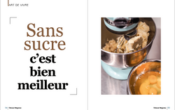 """Pâtisserie """"sans"""" sucre"""