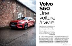 Volvo S60 hybride