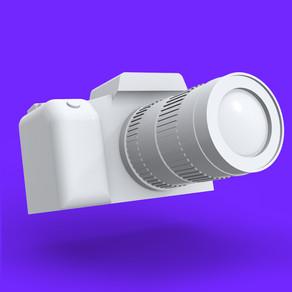 Partes de la cámara DSLR