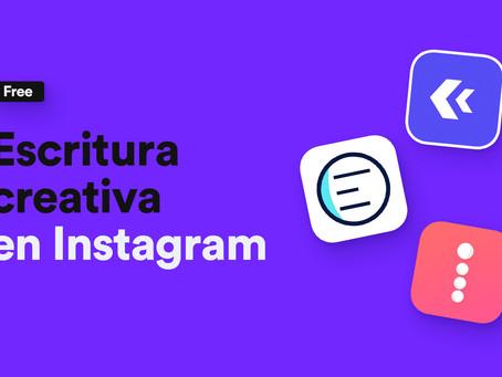 Tres apps para escribir tu copy en Instagram