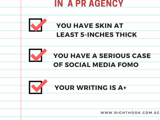10 Signs You Should Work in a PR agency