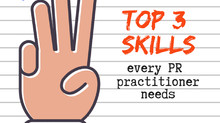 Top 3 Skills every PR practitioner Needs