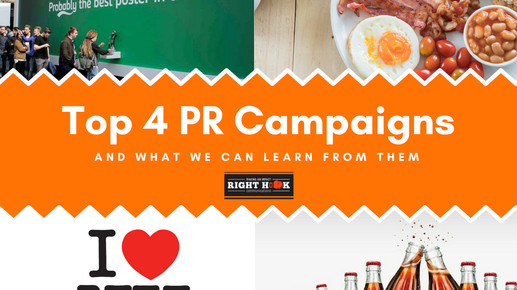 Top Four PR Campaigns of All Time