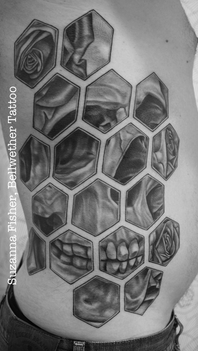 Hexagon Skull