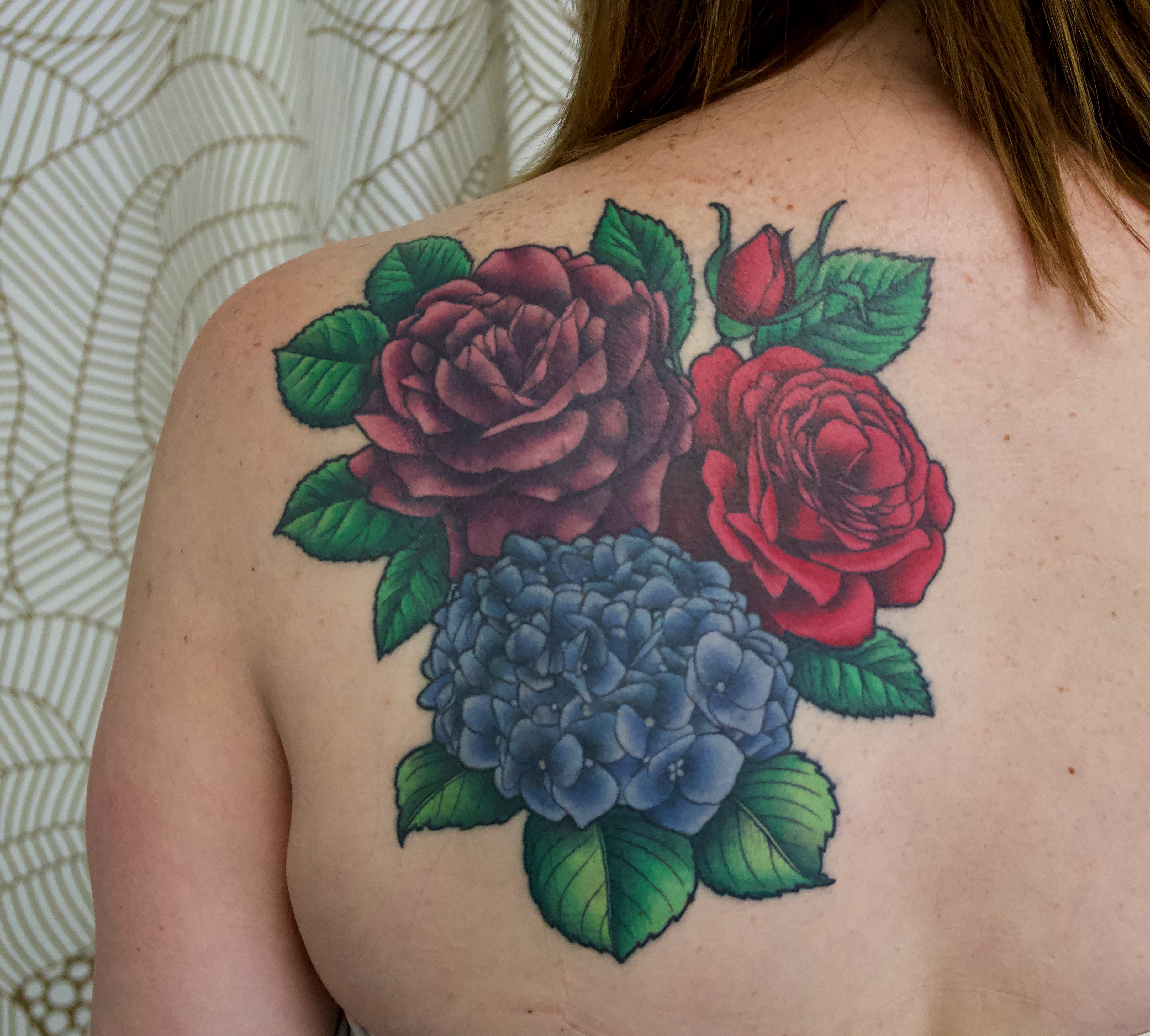 Bouquet Coverup