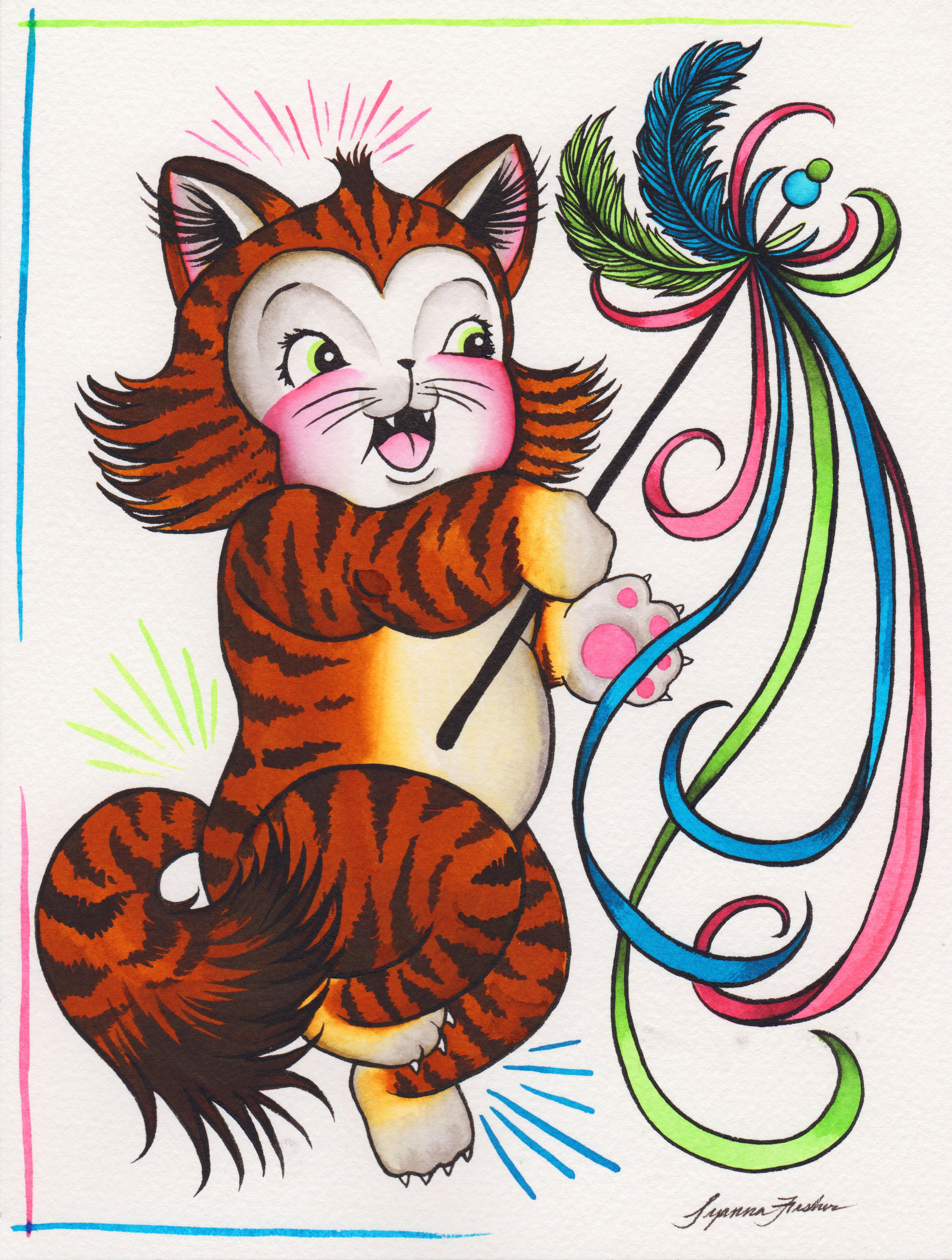 Kewpie Kitty
