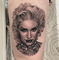 Gwen Stefani Portrait