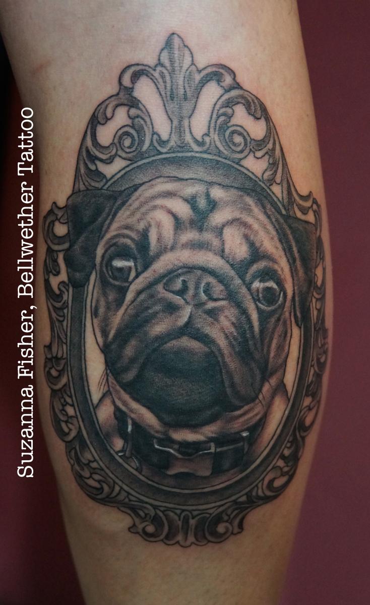 Jorge the Pug