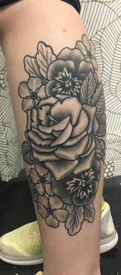 Calf Bouquet