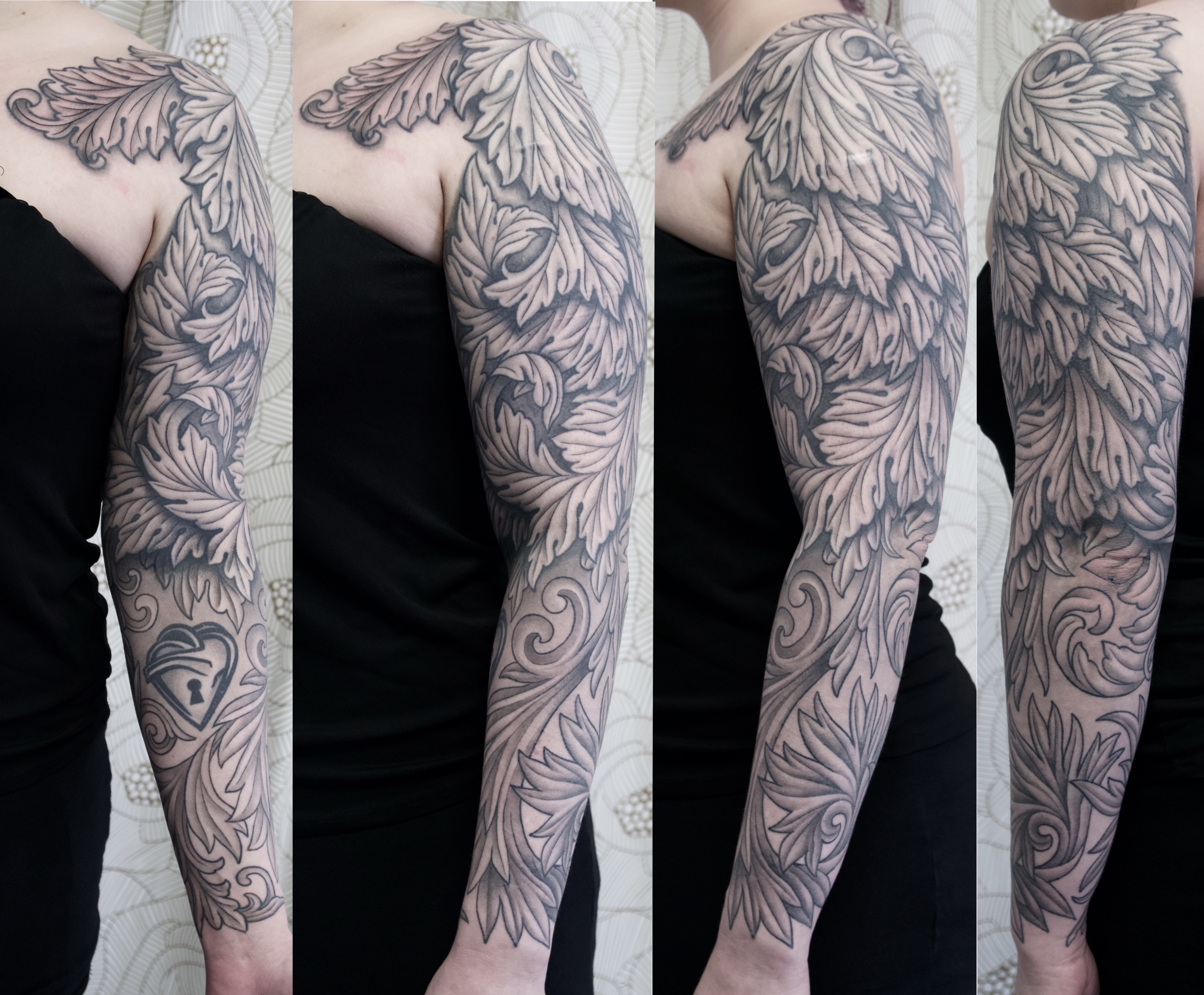 Filigree Sleeve