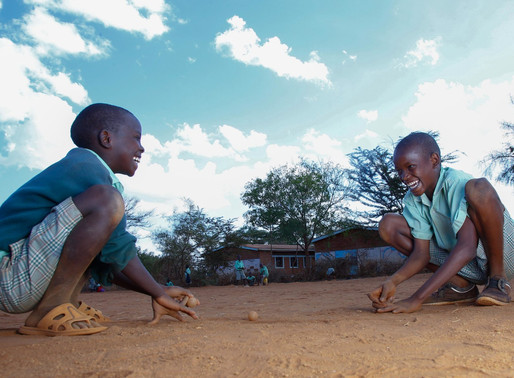 My time with Nyumbani by Matthew Dickinson