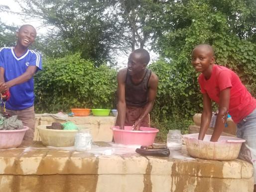 In Support & Partnership – Nyumbani UK Update