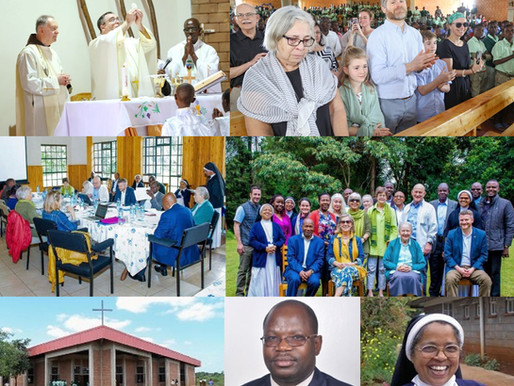 News from Sister Mary following the International Summit