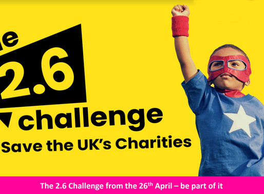 Join the Nyumbani 26 Challenge