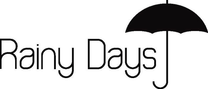 Rainy Days Logo