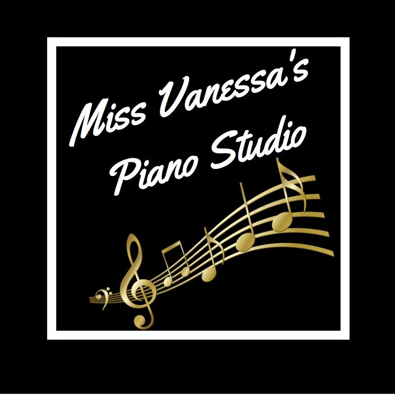 Miss Vanessa's Piano Studio Logo 2