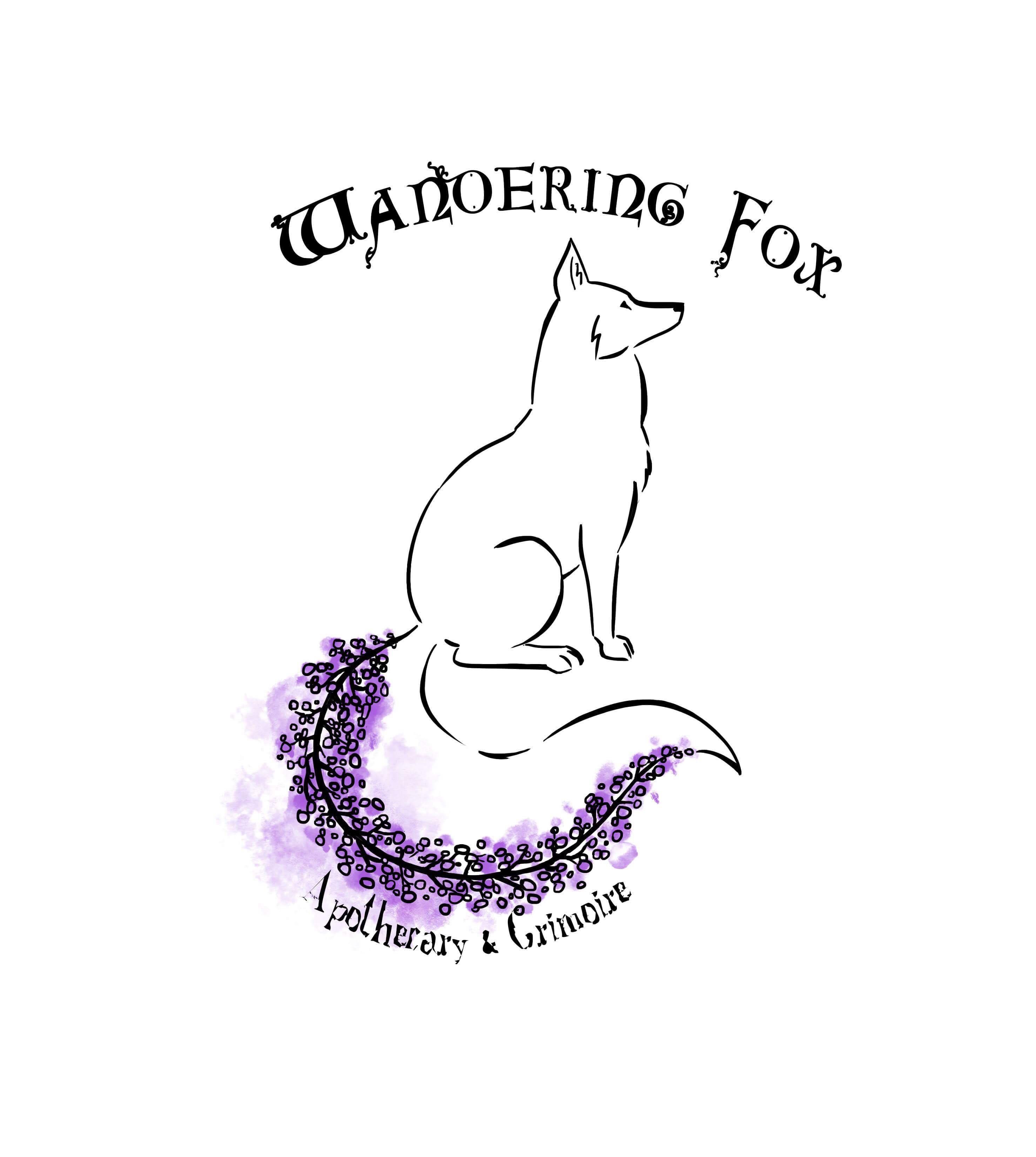 Wandering fox logo