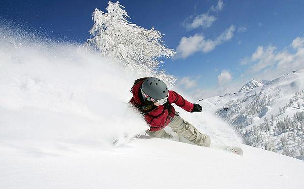 VantageCFO snowboarder