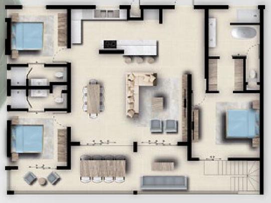FLOOR PLAN - 3 BED - PENTHOUSE.jpg