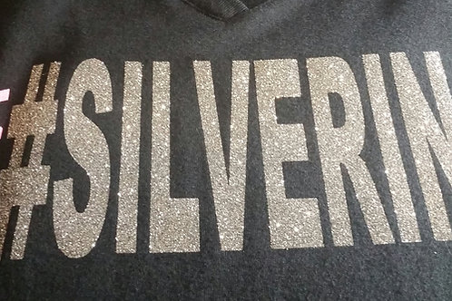 Silvering-  Long Sleeve CREW #033