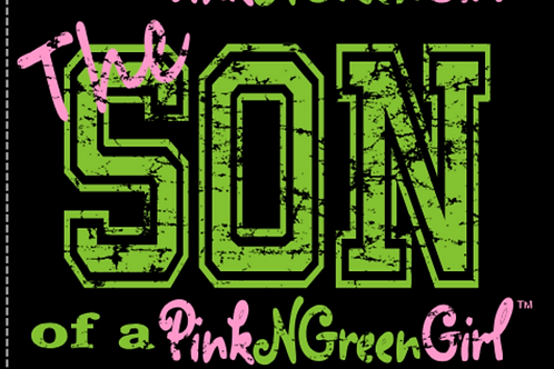 Son of a PinkNGreenGirl