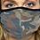 Thumbnail: CAMO Printed Mask - Unisex