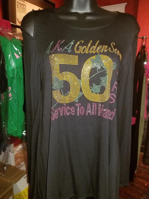 Cold Shoulder - Golden Soror 50 Years