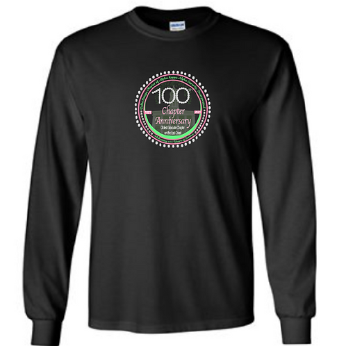 Delta Omega 100 LONG SLEEVE - Black