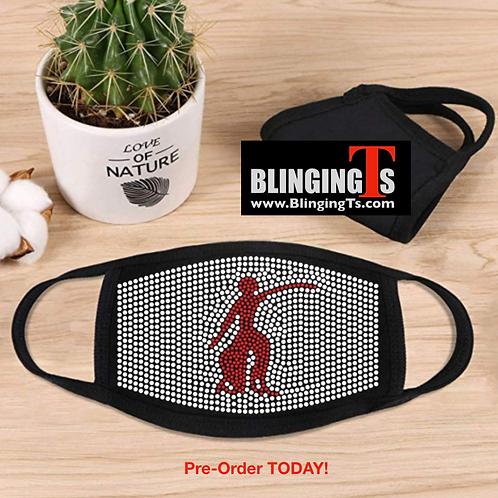 Fashion DST BLING Masks